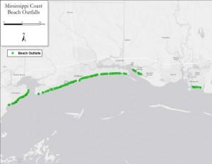 Design Challenge for Improvement of Water Quality from Beach Outfalls Phase I